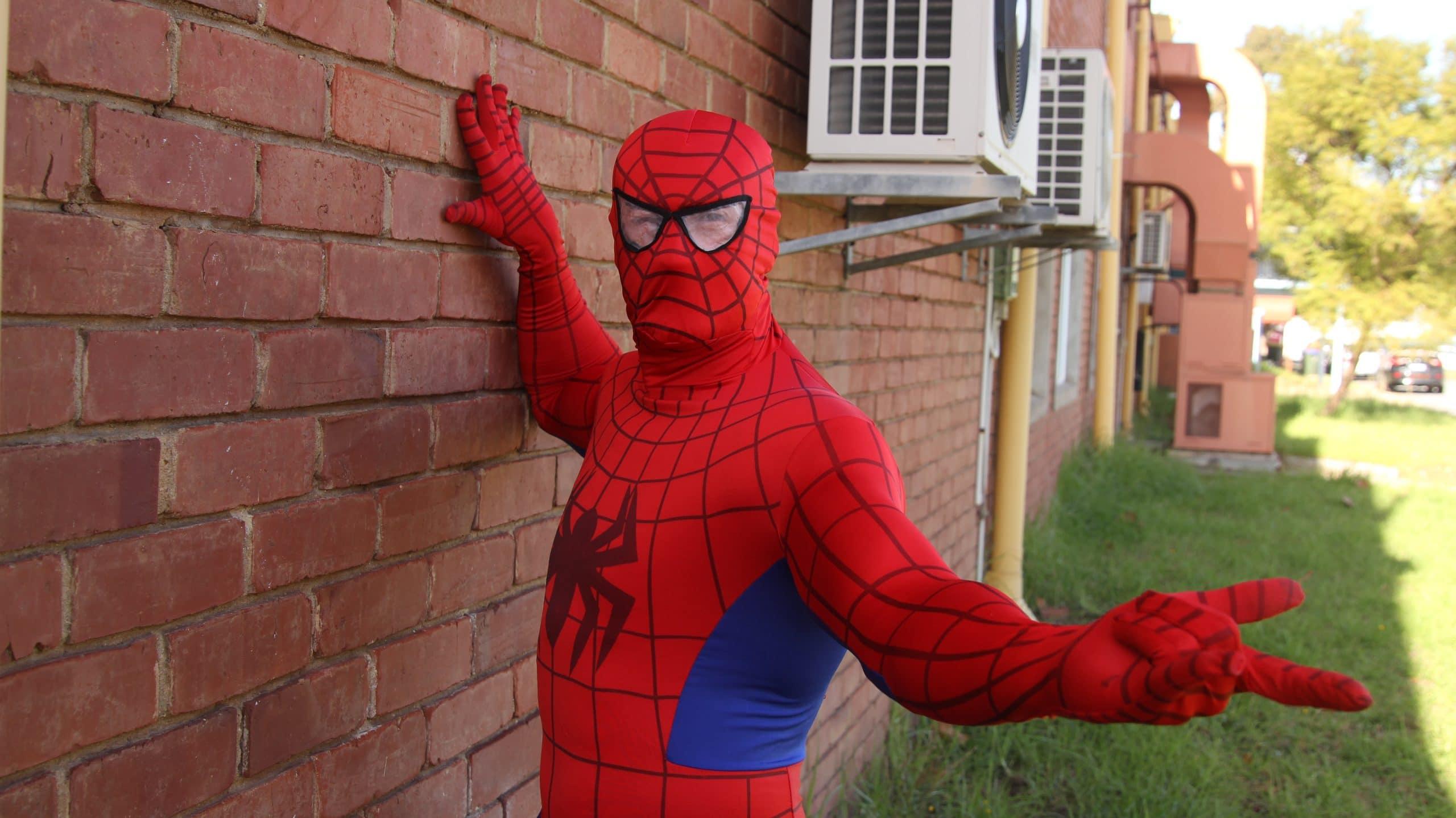 spider man kids party